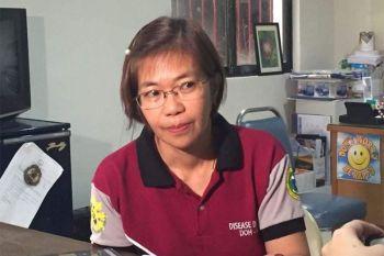 BACOLOD. Dr. Grace Tan, spokesperson of Bacolod City Inter-Agency Task Force against novel coronavirus. (Photo by Merlinda A. Pedrosa)