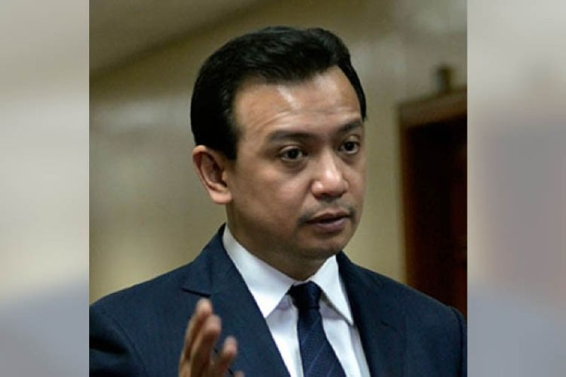 Antonio Trillanes IV (File photo)