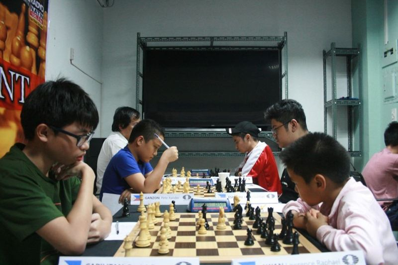 CAGAYAN DE ORO. Students of Masters Class Chess School will also see action in the coming Fide-rated chess tourney at Limketkai Mall, Cagayan de Oro City this coming March. (Contributed photo)