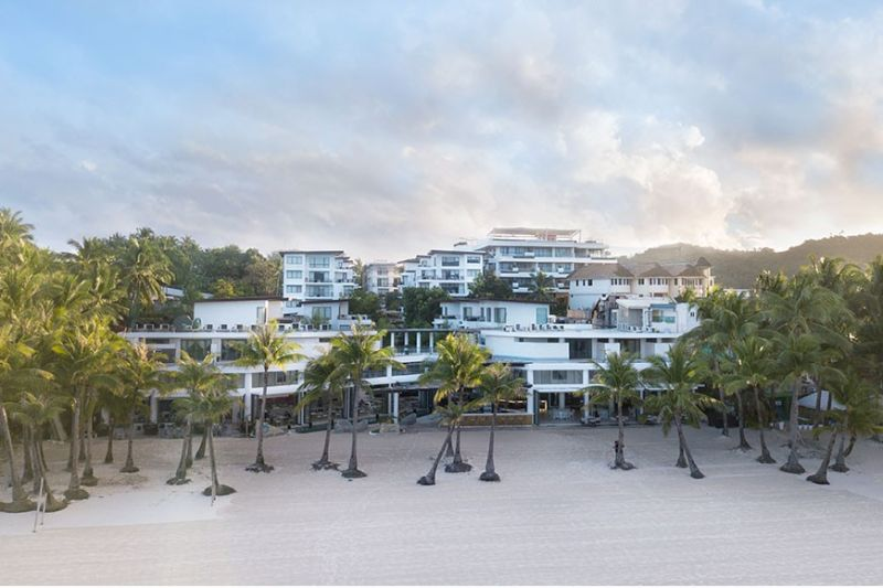 Discovery Shores Boracay is a timeless masterpiece sitting along the white beach of Boracay