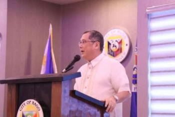 Bago City Mayor Nicholas Yulo (File photo)