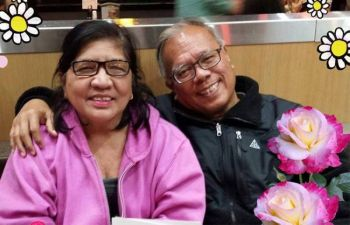CEBU. Retired udge Gerardo Gestopa and his wife Louella. (Contributed photo) onerror=