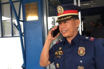ILOILO. Police Lieutenant Colonel Jovie Espenido. (SunStar File)
