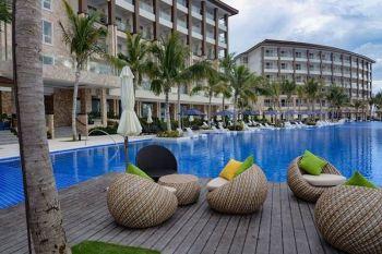CEBU. Dusit manages the Dusit Thani Mactan Cebu Resort, a development by Robinsons Land Corporation on Mactan Island. (File Photo)