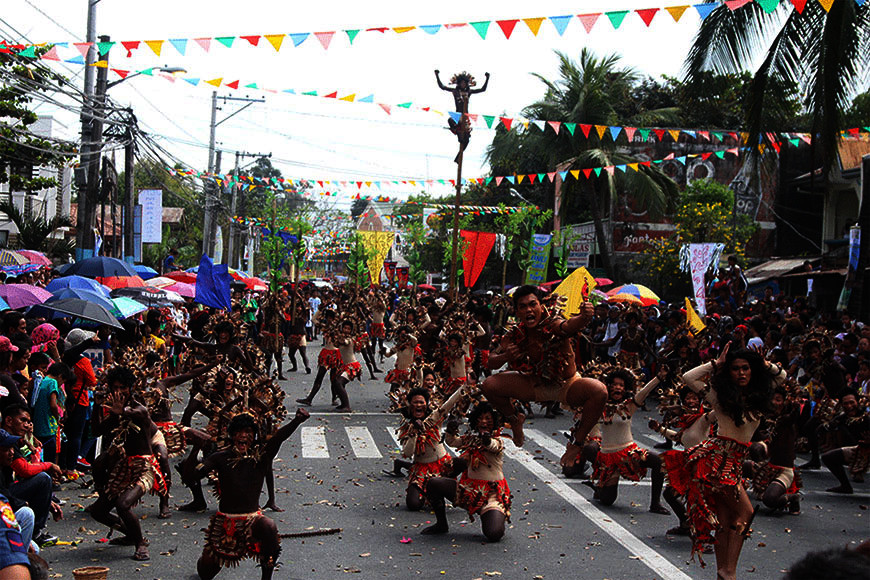 PAMPANGA. Mabalacat City's Caragan Festival will push through on March 5 to 6 after the lifting of the crowd ban. (Photo from Mabalacat City Government)