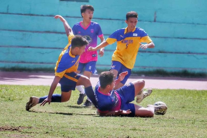 TOUGH TEST. After beating Don Sacredale last week, the University of Cebu will take on defending champion Leylam FC on Sunday. (SunStar Photo / Amper Campaña)