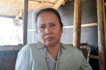 Department of the Interior and Local Government-Misamis Oriental Director Marisia Naybe (Hulagway kuha ni Stephanie V. Berganio)