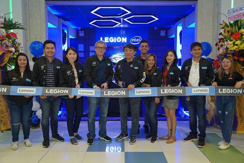 CLARK. Lenovo, the world's number one PC maker, recently inaugurated its first exclusive Legion store in the Northern and Central Luzon region and third overall in the Philippines. Aside from showcasing Legion's top-of-the-line devices, Legion Store SM City Clark will also host exclusive events to engage and develop the local gaming community. (Contributed photo)