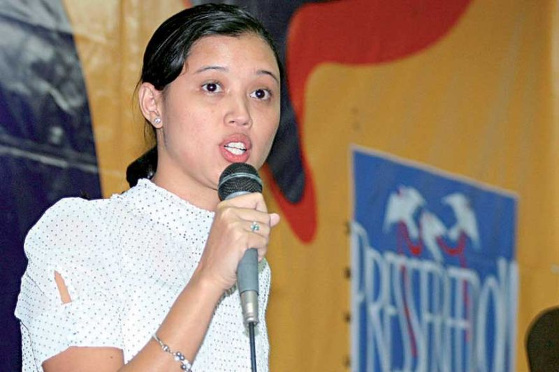 MOVING ON. Charmaine Rodriguez-Kara has resigned from the Metropolitan Cebu Water District after nine years working in the government-owned and -controlled corporation. (SunStar File Photo)
