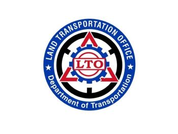 Land Transportation Office logo.