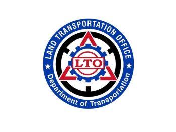 Land Transportation Office logo.