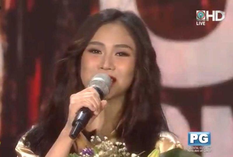 Sarah Geronimo / ABS CBN