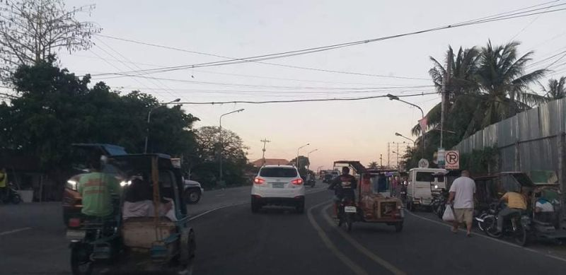 BACOLOD. Bacolod Traffic Authority Office impounds 121 tricycles, pedicabs, and electric bikes (e-bike) caught plying national highways in the city from February 1 to 29, 2020. (Erwin Nicavera)