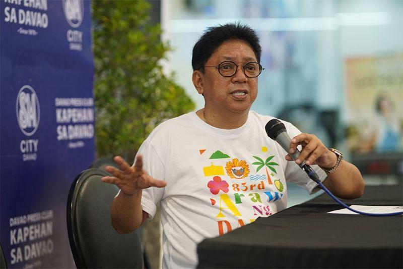 DAVAO. Davao City Councilor Danilo Dayanghirang. (Photo by Macky Lim)