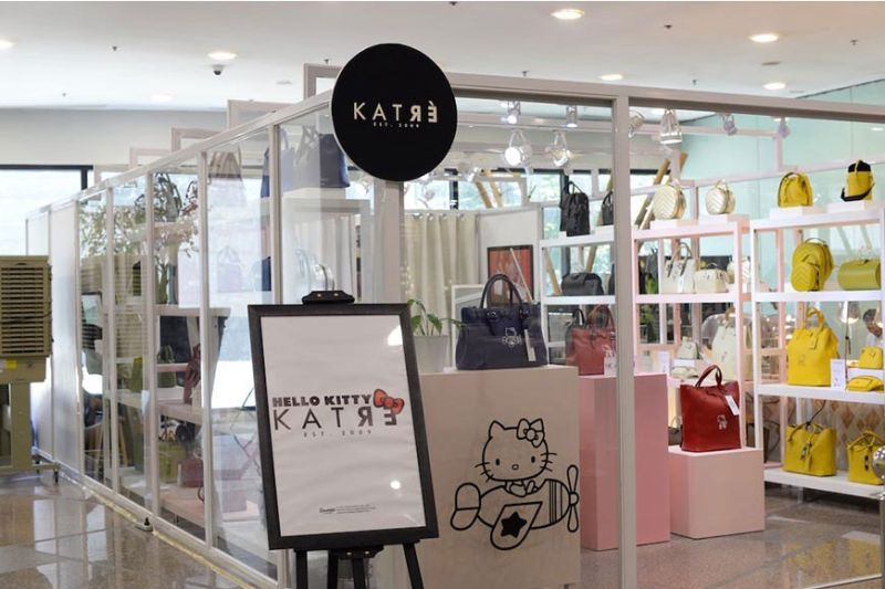 PAMPANGA. The Katre Pop-Up Store at the 3rd Level of Greenbelt 5 will be open until May 29, 2020. (Contributed photo)
