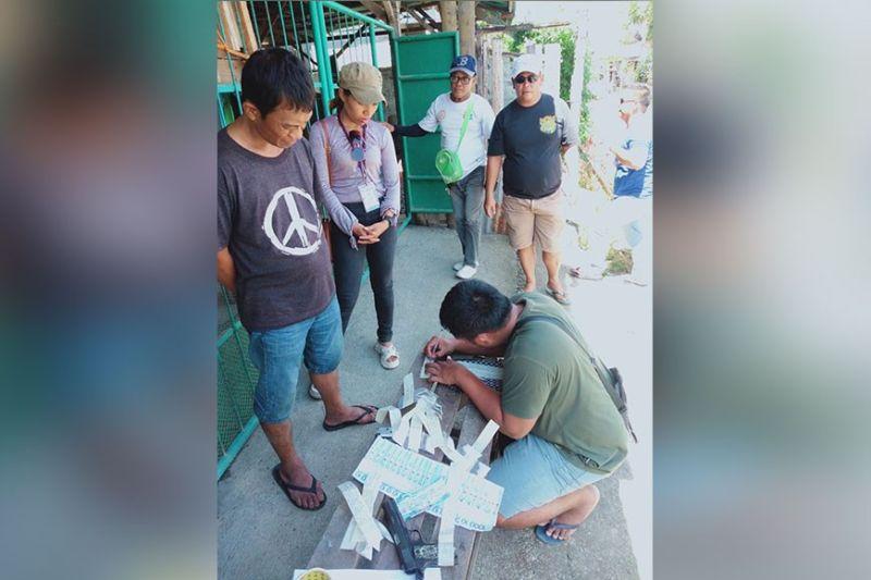 (Hulagway gikan sa Bunawan Police Station)