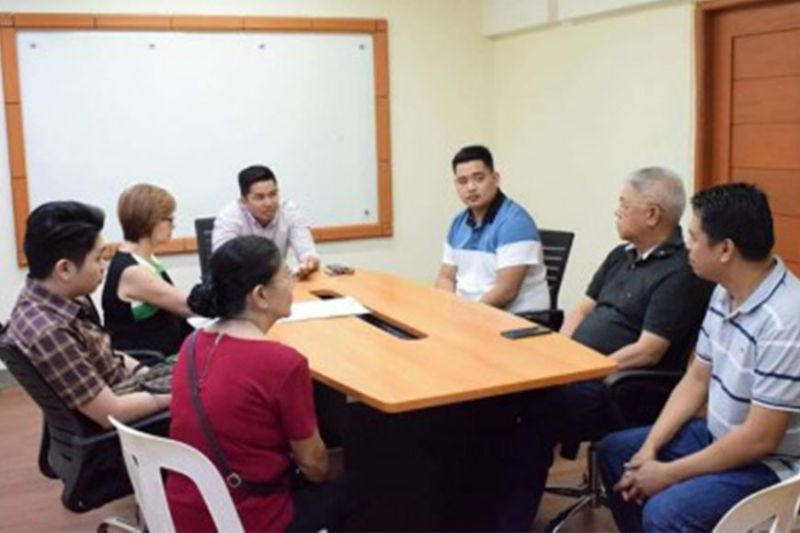 PANGASINAN. The Senior Tesoro Association held a board meeting Tuesday, March 3, and decided that this year's town fiesta should be done and celebrated religiously. Bayambang town has also canceled its town fiesta celebration amid the threat of the coronavirus disease 2019 (Covid-19). (Photo from Mayor Joseph Armand Bauzon's Facebook page)