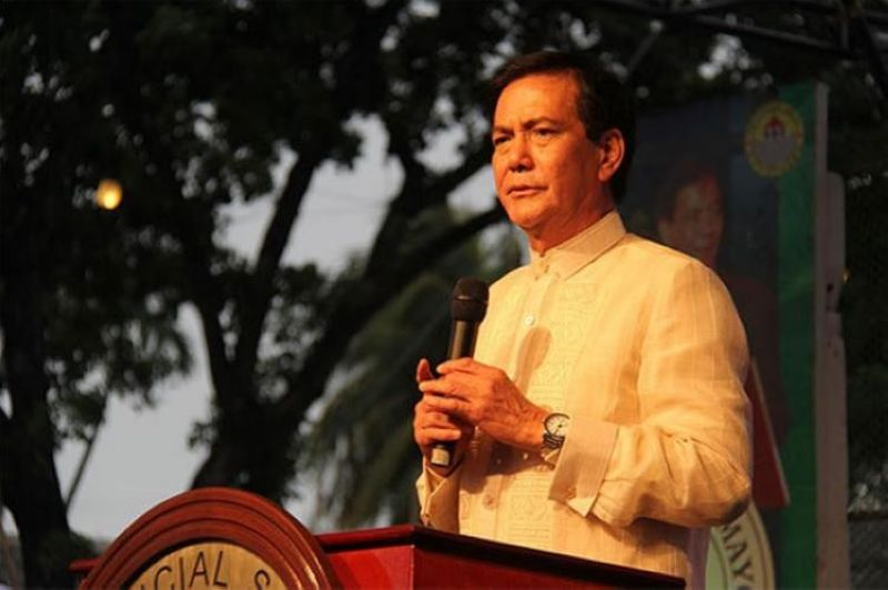 Former Cebu City mayor Mike Rama (File photo)