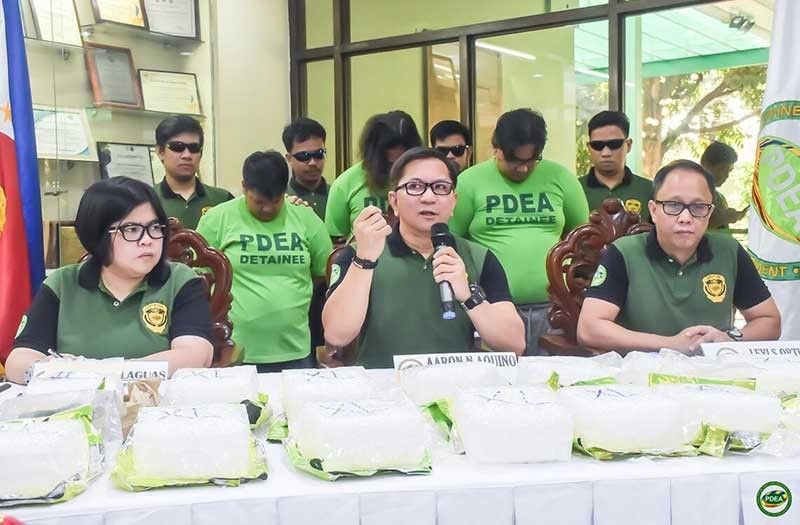 Photo from PDEA