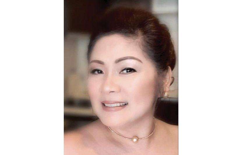 Councilor Maria Liza Berongan Toledo (Photo grabbed from Facebook)