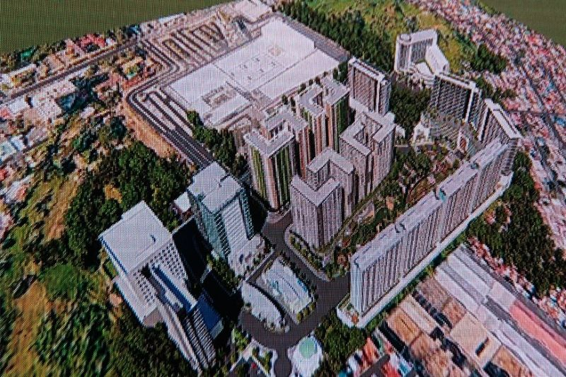 Megaworld's Davao Park District where Suntrust Properties Inc. projects are located. (Photo by Ralph Lawrence Llemit)