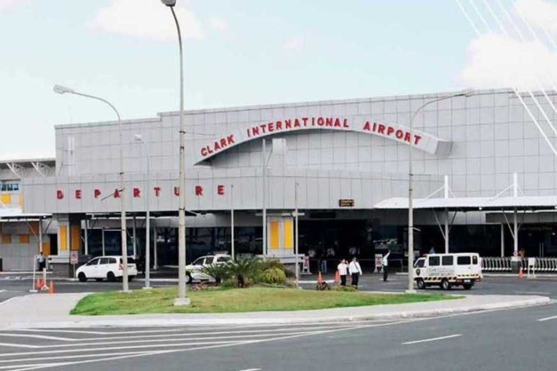 PAMPANGA. The BCDA and Lipad have assured that Clark International Airport is ready and operational to accommodate passengers after Metro Manila was placed under community quarantine. (BCDA photo)