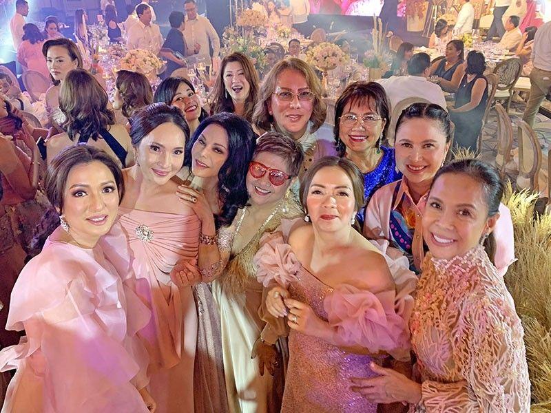 Che Uy, Anne Feo, Ching Cruz, Susan Joven, Leo Espinosa, Maritel Nievera, Mylene Aquino, Cris Roque, & Caroline Taojo.