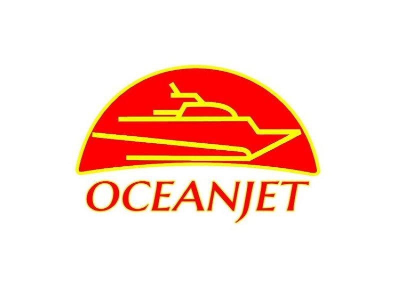 OceanJet logo.