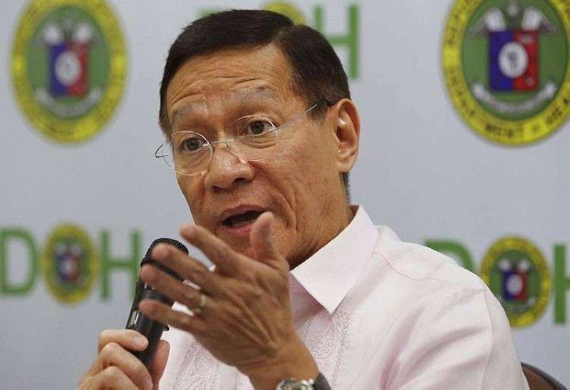 MANILA. Health Secretary Francisco Duque III. (SunStar File)