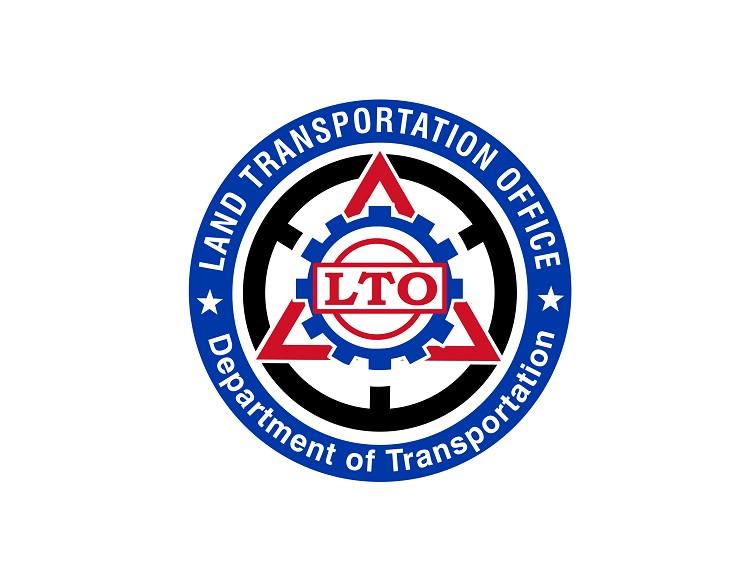 Land Transportation Office seal.