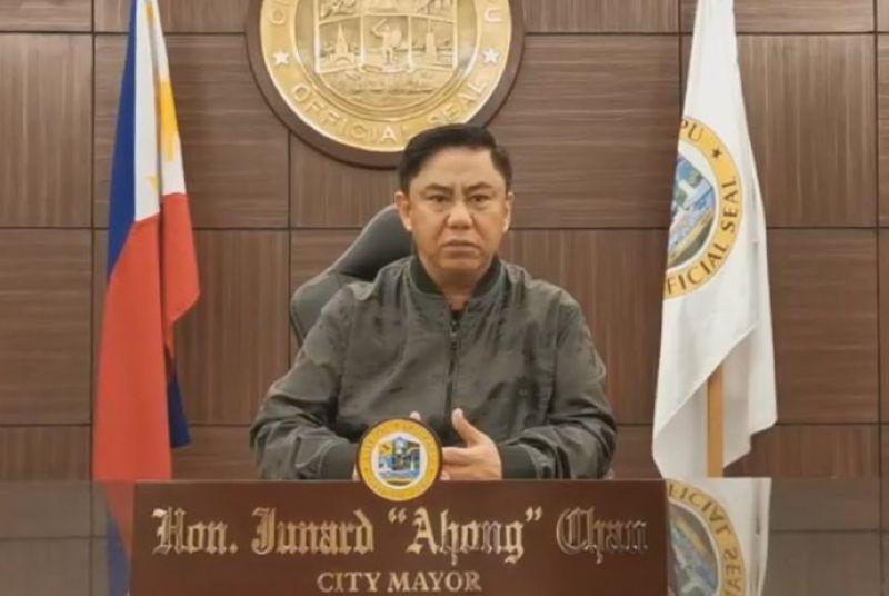 Hulagway gikan sa Facebook page ni Lapu-Lapu City Mayor Junard