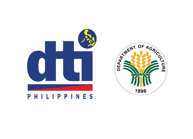 Department of Trade and Industry and Department of Agriculture.