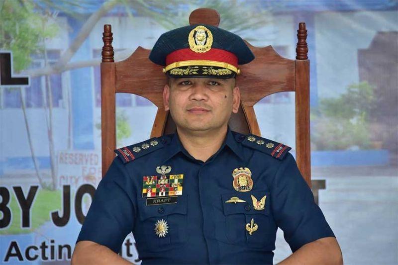 (DCPO Director Colonel Kirby John Kraft)