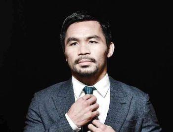 NEGATIBO. Ang eight-time division world champion ug fighting senator Manny Pacquiao negatibo sa coronavirus. (SunStar file)