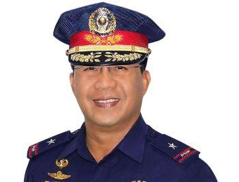 Police Regional Office (PRO)-Eastern Visayas Director Brigadier General Bernabe Balba. (Photo courtesy of PRO-Eastern Visayas)