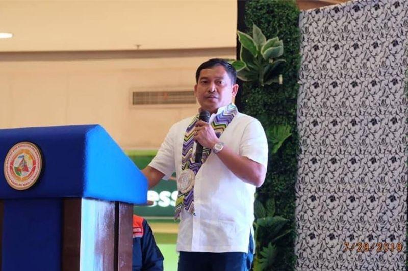 Davao del Norte governor Edwin I. Jubahib. (Photo grabbed from Kuya Gov. Edwin I. Jubahib Facebook page)