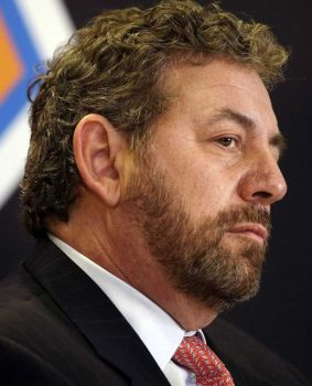 NAIGO SA VIRUS. Ang team-owner sa New York Knicks nga si James Dolan ang uwahing sakop sa National Basketball Association (NBA) nga gikatahong nataptan sa coronavirus. (AP)