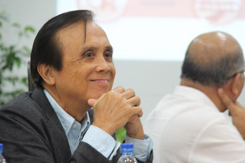 MANILA. Socioeconomic Planning Secretary Ernesto M. Pernia. (File photo)