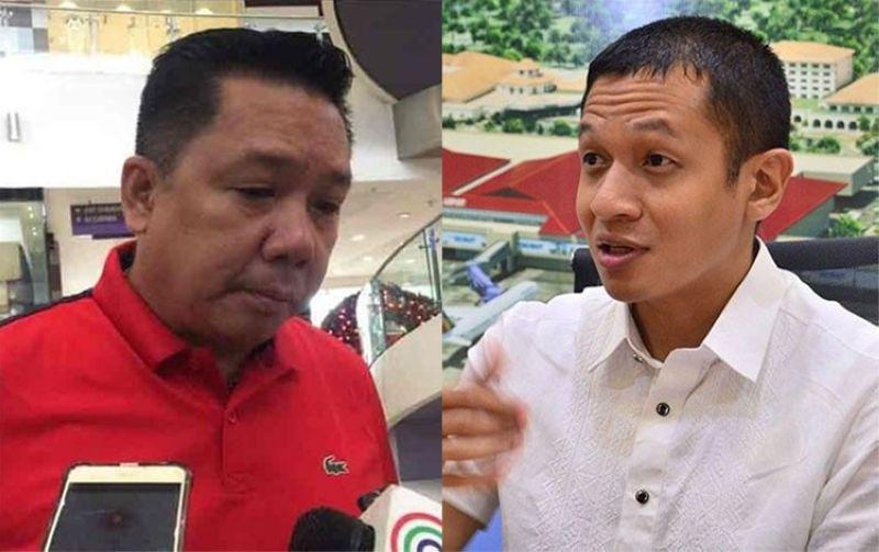 CEBU. Land Transportation Franchising and Regulatory Board-Central Visayas Director Richard