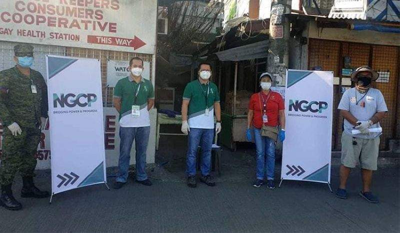 Photo from NGCP's Facebook page