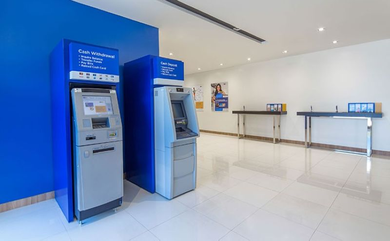 MANILA. BDO ATMs and Cash Accept Machines are open for clients to withdraw and deposit money, and even pay bills. (PR)