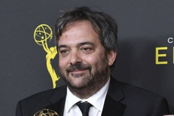 """Emmy and Grammy-winning musician and songwriter Adam Schlesinger, known for his work with his band Fountains of Wayne and on the TV show """"Crazy Ex-Girlfriend,"""" died Wednesday after contracting the coronavirus. (Photo courtesy of AP)"""