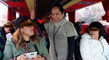 Photo from DFA Undersecretary Dodo Dulay