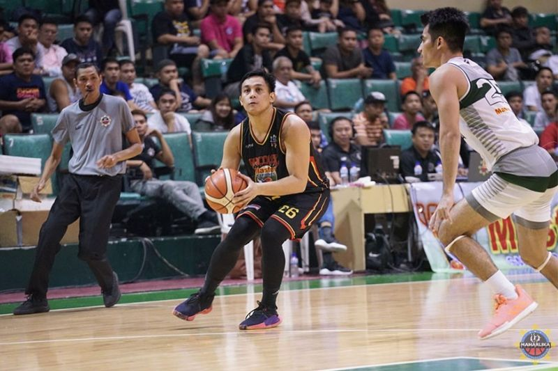 Cebuano star Macmac Tallo is making a return to Bacolod after briefly playing for Manila in the MPBL. (MPBL)