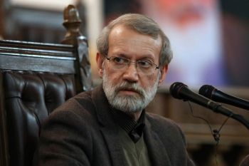 IRAN. In this December 1, 2019 file photo, Parliament Speaker Ali Larijani gives a press conference in Tehran, Iran. Iran's parliament said Thursday, April 2, 2020 that speaker Ali Larijani has tested positive for the new coronavirus and is in quarantine. (AP)