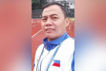 S1992 Barcelona Olympic bronze medalist and current national men's elite team assistant coach Roel Velasco. (Roel Velasco FB Photo)