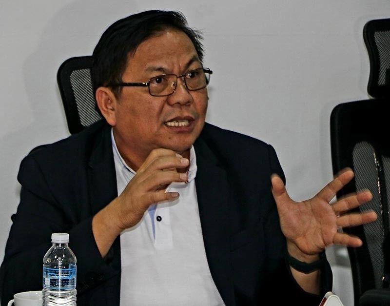 """PAMPANGA. Business leader and philanthropist Irineo """"Bong"""" Alvaro, Jr. has issued a call for """"all hands on deck"""" to both the public and private sectors in Pampanga in mitigating the effects of the Covid-19 pandemic in the province. (Chris Navarro)"""