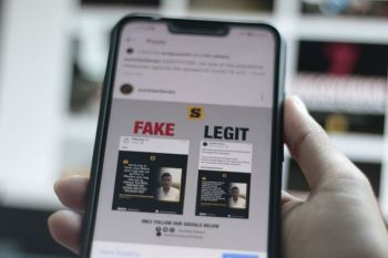Davao City Mayor Sara Duterte-Carpio has been a subject of fake news recently. A number of hoax statements attributed to the city mayor were circulating online. Duterte-Carpio advised public to be vigilant and verify first the information before sharing to avoid the spread of infodemic. (Ace Perez)
