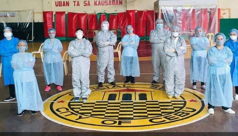 CEBU. Giawhag sa Cebu City Government ang mga tawo nga nakasinati og influenza-like illness (ILI) nga moduaw sa mga cluster clinics nga giestablisar sa City Health Office. (Hulagway iya sa Cebu City PIO)