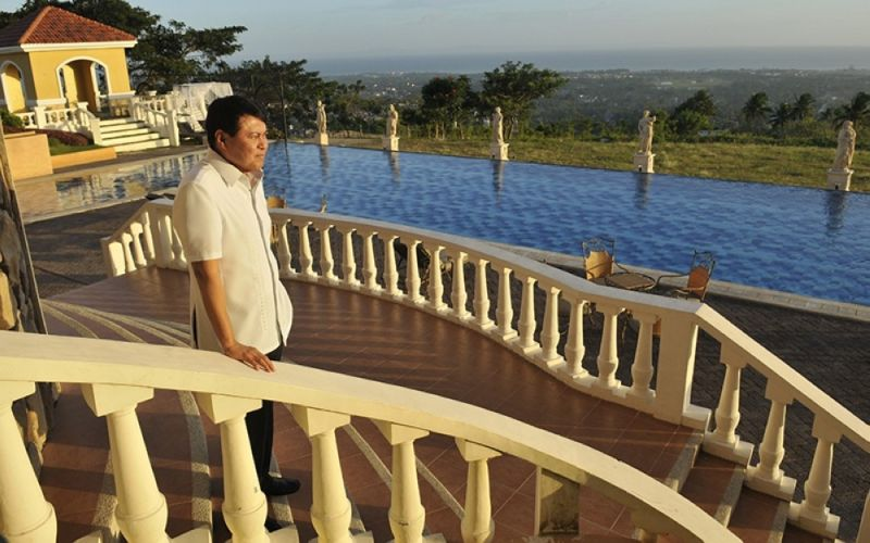 PHILIPPINES' RICHEST. Self-made businessman and former politician Manuel Villar remains the country's wealthiest for second straight year, with an estimated net worth of $5.7 billion.(SunStar file)